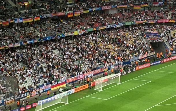 Известны стартовые составы матча Германия - Украина