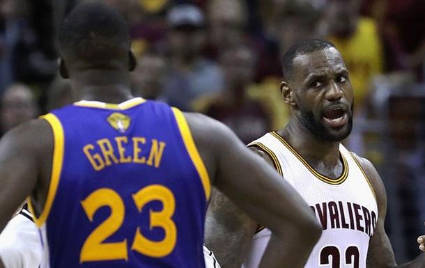 НБА. Грин дисквалифицирован на пятый матч