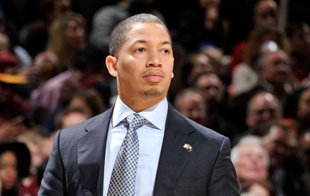 НБА. Наставник Кливленда получил штраф