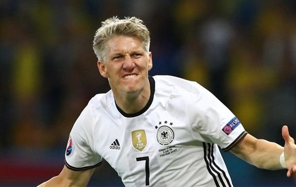 Украина уступает Германии