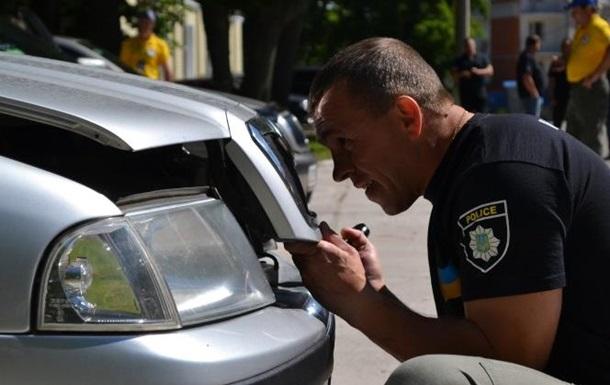 В Чернигове соревнуются телохранители
