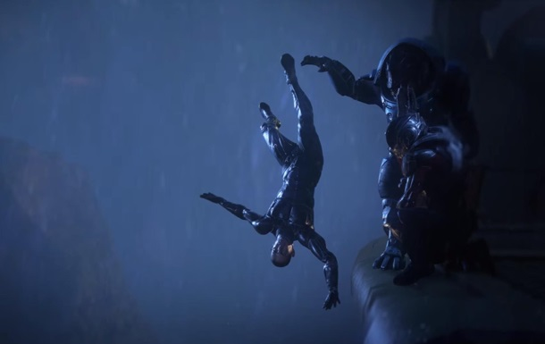 Новый Mass Effect показали на E3