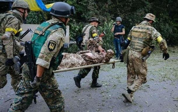 Геращенко заявила о рекордных потерях в зоне АТО