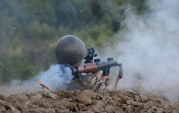 Как готовят бойцов перед отправкой в АТО: фоторепортаж
