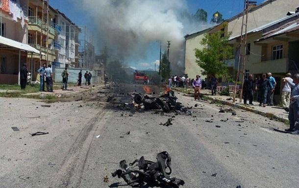 Теракт в Турции: есть пострадавшие