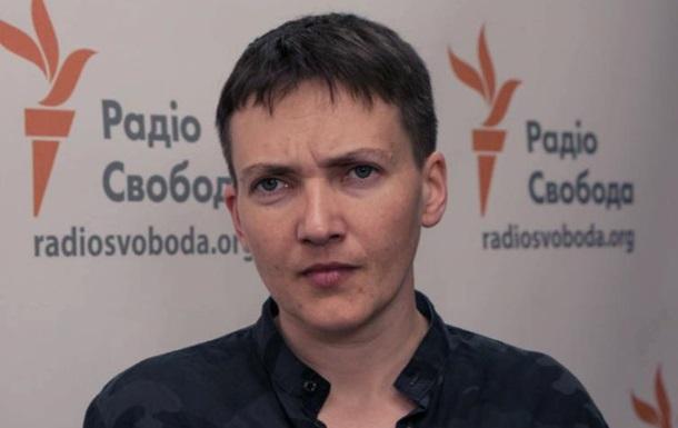 Савченко призналась, что не потянет третий майдан
