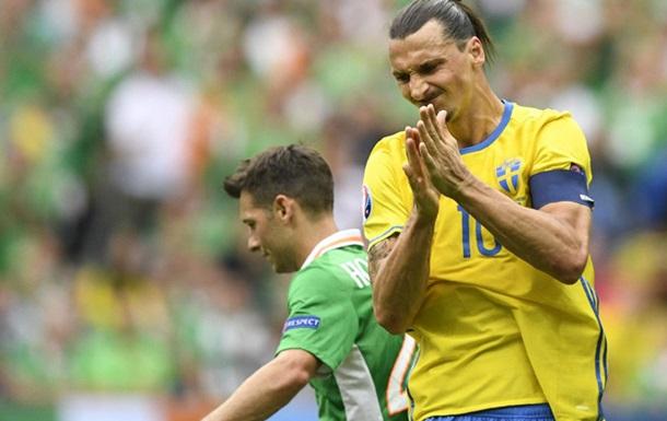 Швеция бьет очередной  рекорд  Евро