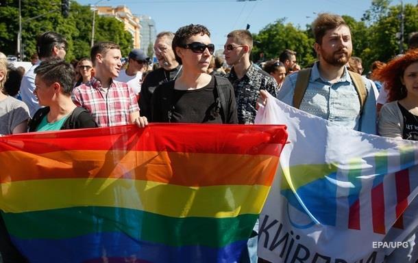 Human Rights Watch довольны  Маршем равенства  в Киеве