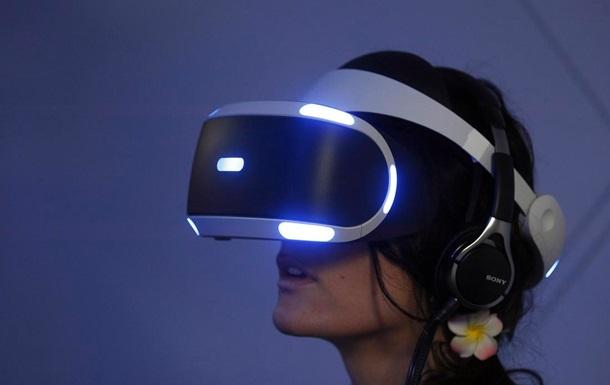 Sony анонсувала VR-шолом для PlayStation
