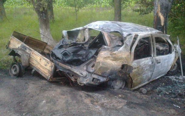 ДТП на Винничине: четверо погибших