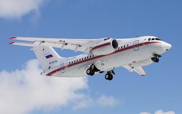 В Киев вылетел самолет, забиравший ГРУшников