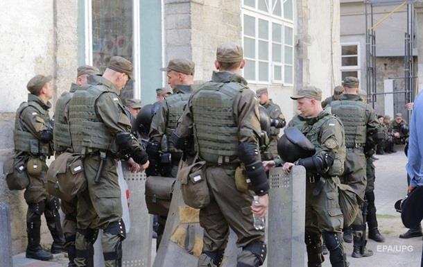 Садовый лично пригласил во Львов Нацгвардию – МВД