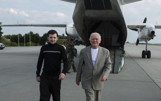Солошенко и Афанасьев вернулись в Украину