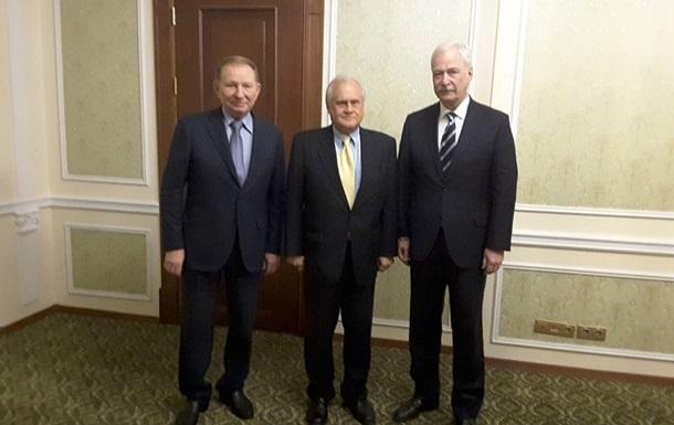 Сегодня в Минске пройдет заседание контактной группы по Украине