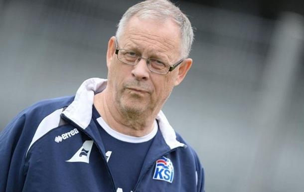 Лагербек: Якщо ви хочете виграти в Ісландії, то ви повинні грати краще