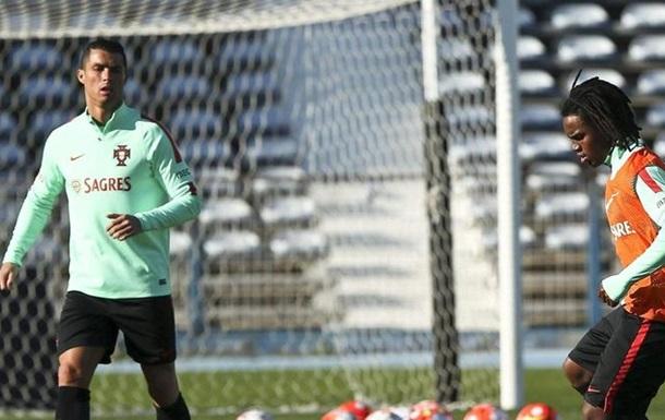 Ренату Санчес побил рекорд Роналду