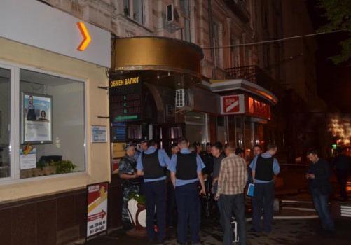 В центре Киева произошел взрыв: опубликованы фото и видео