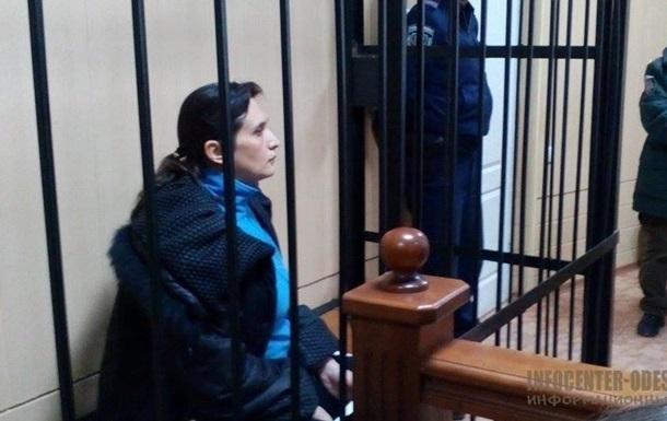 Суд отменил арест журналистке Глищинской перед обменом