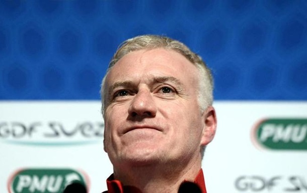 Дешам: Албанія - прекрасно організована команда