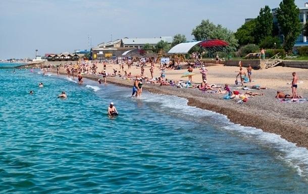 В ФСБ заявили о притоке украинских туристов в Крым