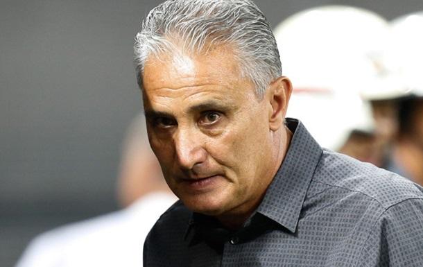 Тіте - новий тренер збірної Бразилії