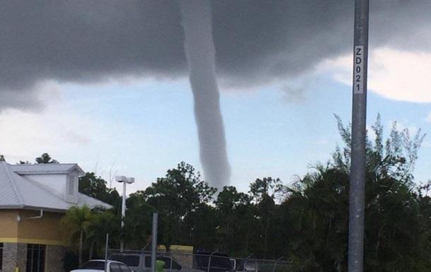 На Багамы обрушился торнадо