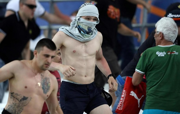Журналист узнал в российском фанате сепаратиста ДНР