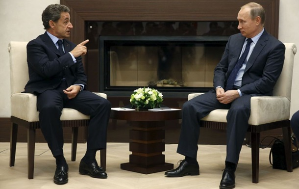 Саркози призвал Европу и Россию отменить санкции