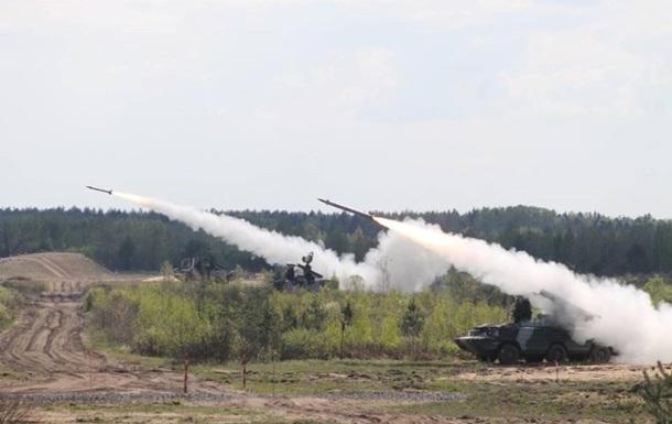 В Беларуси испытали новое ракетное оружие