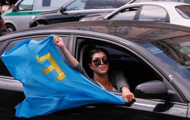 Татары требуют от Украины денежных компенсаций за Крым