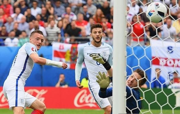 Варди в восторге от поддержки болельщиков сборной Англии в матче с Уэльсом