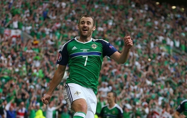 Украина 0:2 Северная Ирландия. Обзор матча