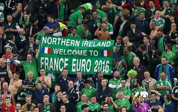 Во время матча Украина – Северная Ирландия умер болельщик