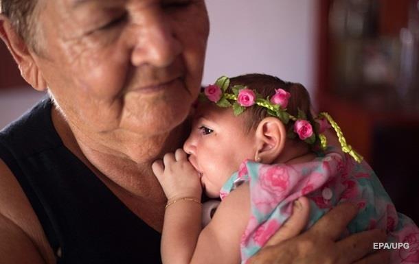 У США народилося троє дітей з дефектами від вірусу Зіка