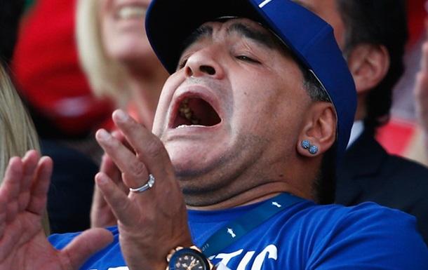 Марадона: Икарди для меня мертв