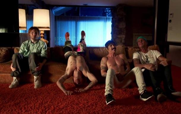 Новый клип Red Hot Chili Peppers стал хитом