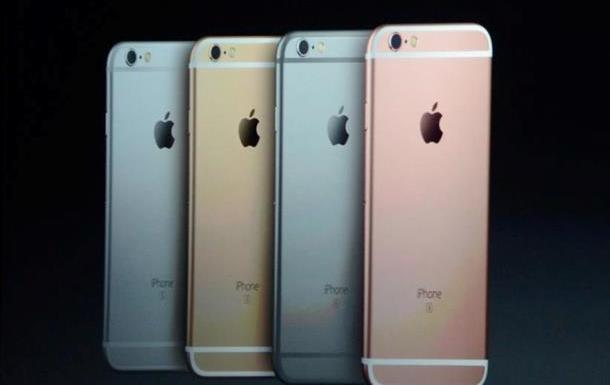 В Пекине запретили iPhone 6s за плагиат