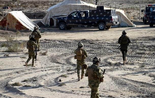 Иракские войска взяли под контроль центр Фаллуджи
