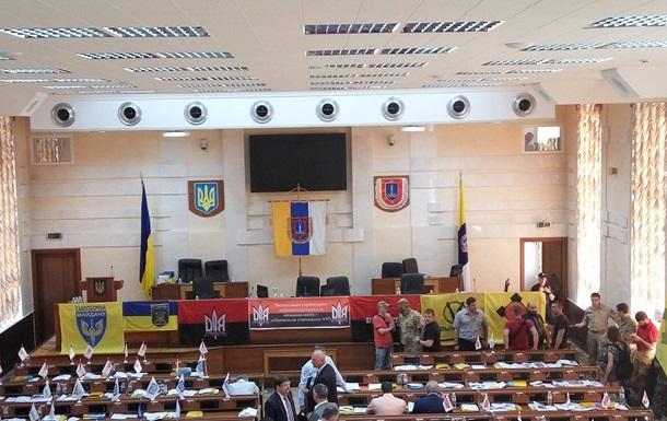 Одесские депутаты отказались отозвать обращение об особых отношениях