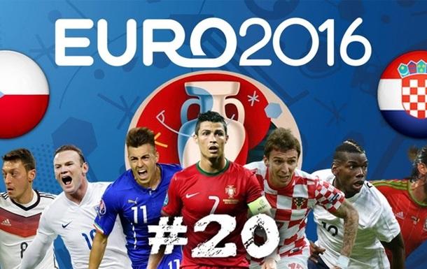 Чехи спасаются в матче с Хорватией
