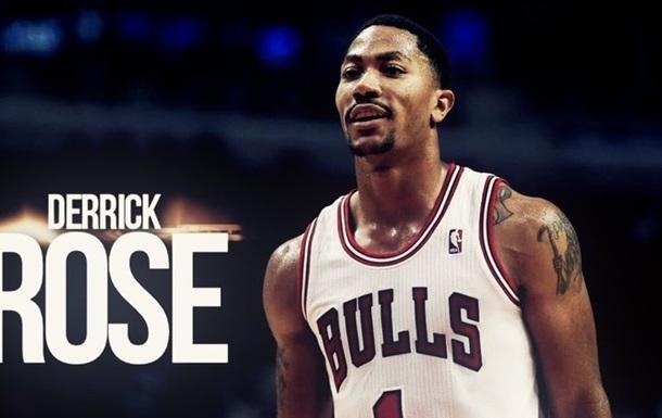 НБА. Никс присматриваются к Роузу