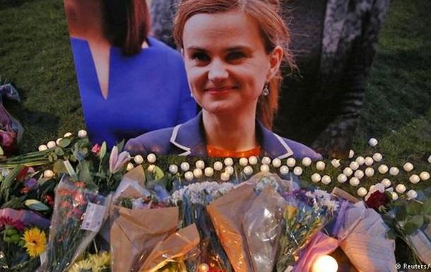 Убивший британского депутата представился смертью предателям