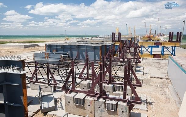 В России показали виртуальный крымский мост