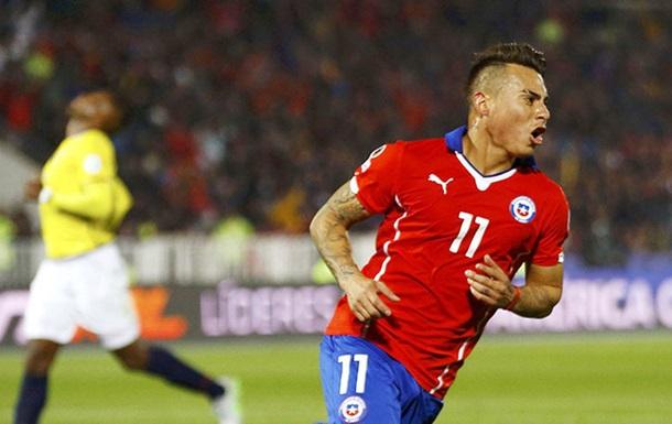 Копа Америка: Аргентина громит Венесуэлу, Чили деклассирует Мексику