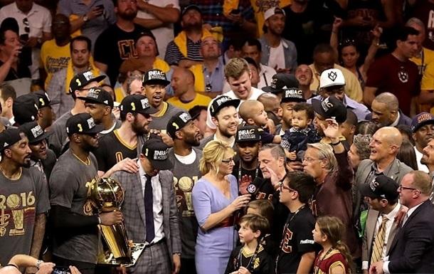 Кливленд – чемпион НБА