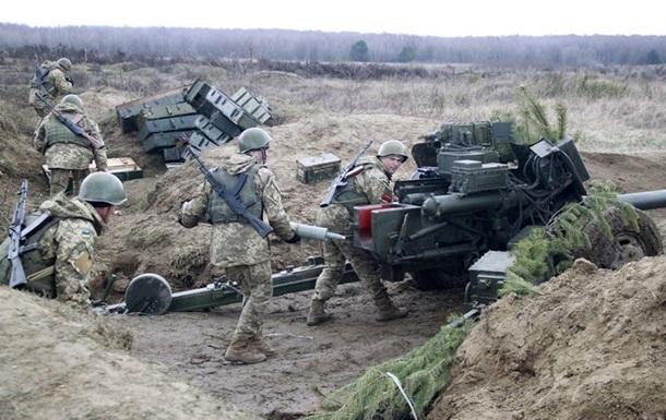 Сутки в АТО: обстрелы у Донецка из минометов