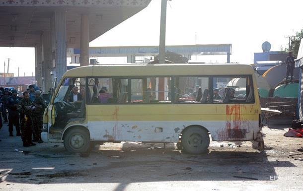 Жертвами взрыва в Кабуле стали 14 человек