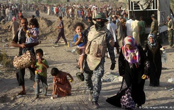 ООН: Кількість біженців у світі досягла рекордної позначки