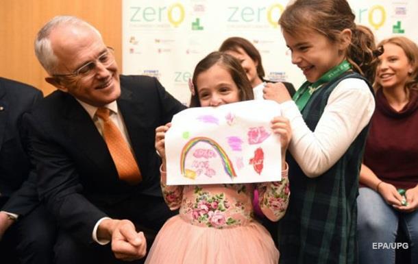 Премьер Австралии обещает провести референдум о гей-браках