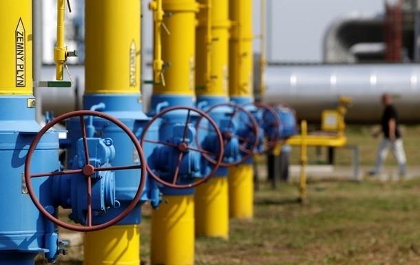 Транзит газа из РФ через Украину вырос на треть